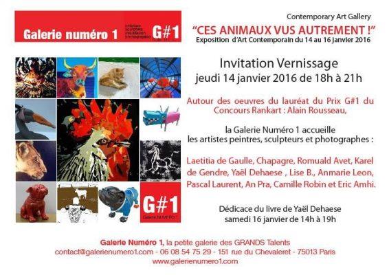 Invite animaux