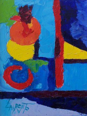 Laurent-Pascal-artiste-peintre-1998 V Improvisation