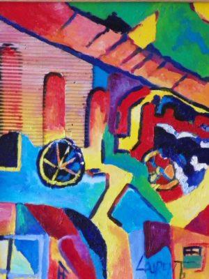 Laurent-Pascal-artiste-peintre-1999 Révolution industrielle
