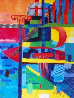 Laurent-Pascal-artiste-peintre-2000 Greece I
