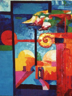 Laurent-Pascal-artiste-peintre-2000 R Eiphos Souvenirs