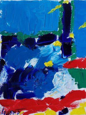 Laurent-Pascal-artiste-peintre-2003 Improvisation 14