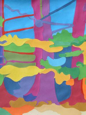 Laurent-Pascal-artiste-peintre-2018 Perigord collage2